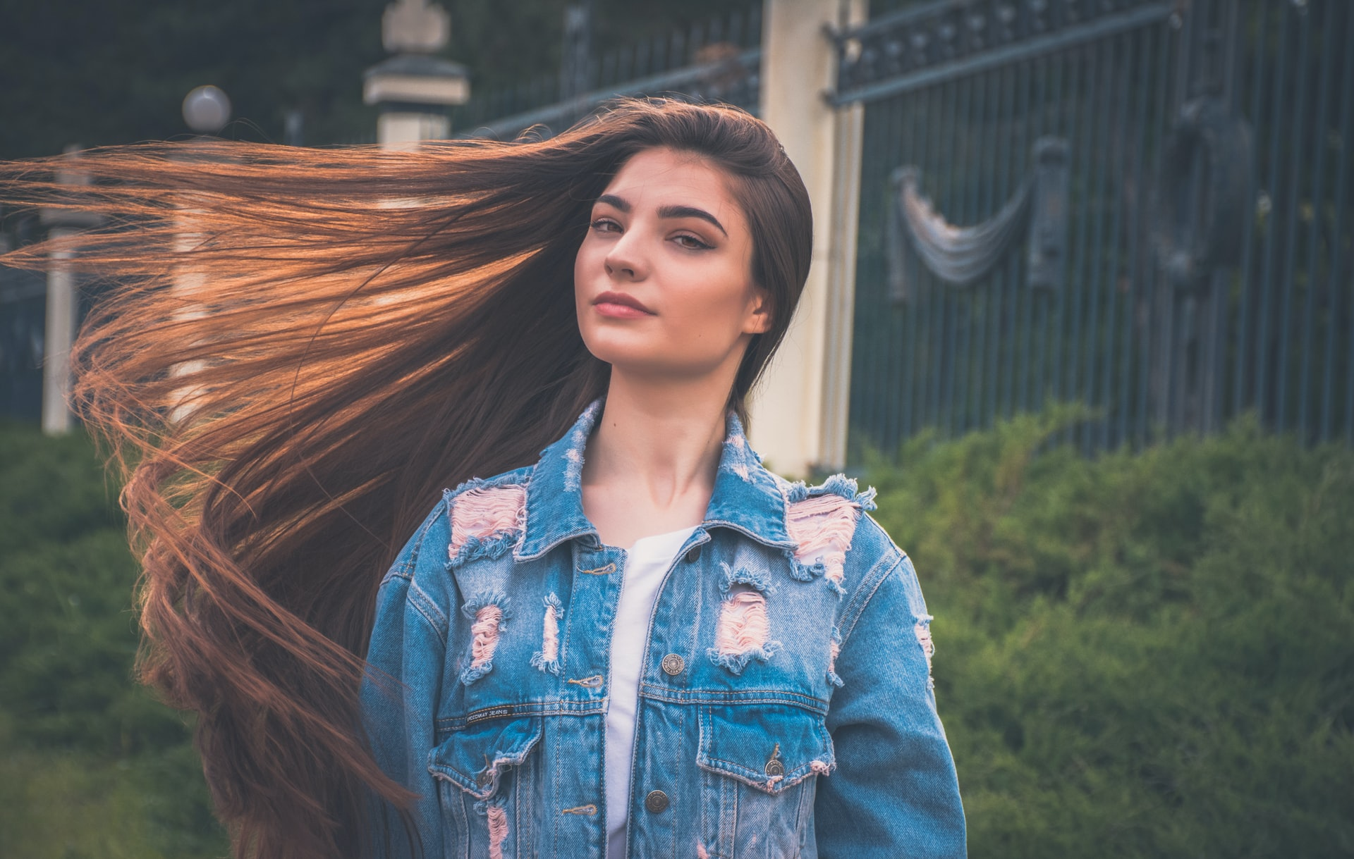 cabelo saudável
